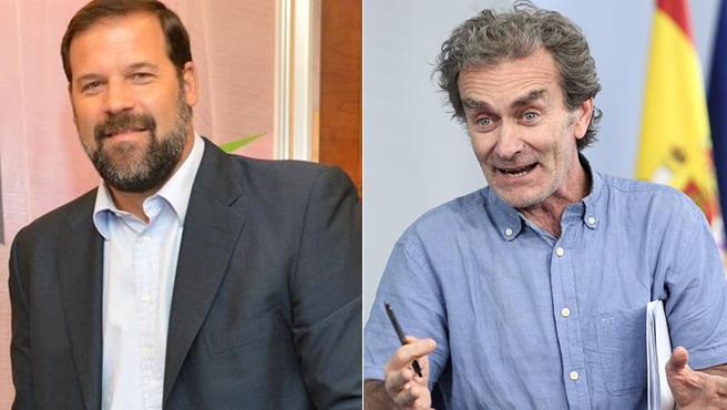 Alfonso Reyes y Fernando Simón
