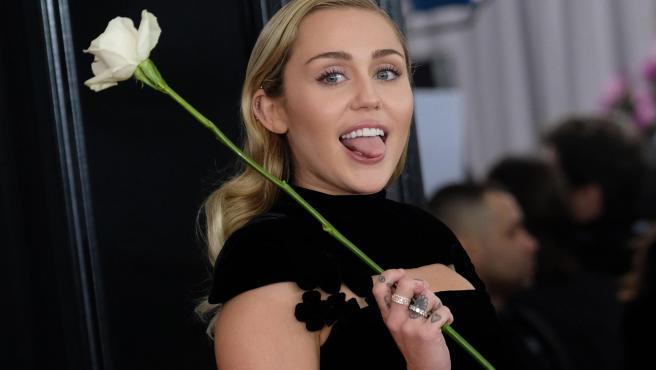 La cantante Miley Cyrus, en 2018.