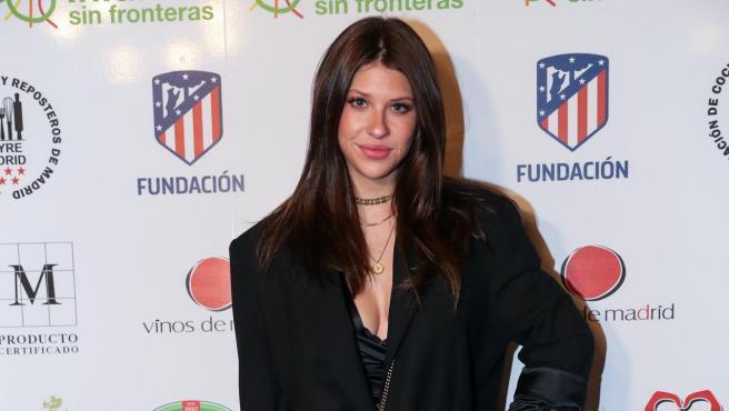 Ana Matamoros posa en un evento en Madrid.