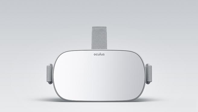 Las gafas Oculus Go fueron lanzadas al mercado en mayo de 2018.
