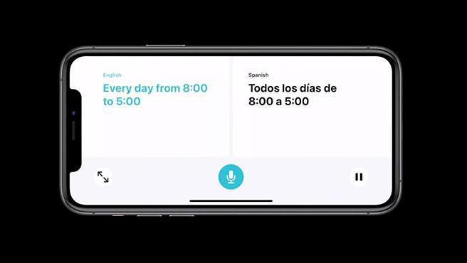 Siri en el iOS 14 traduce a 11 idiomas