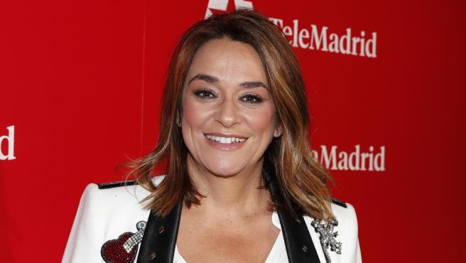 La presentadora Toñi Moreno, en una imagen de septiembre de 2019.