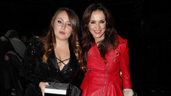 Rocio Flores Carrasco y Olga Moreno, en 'Gran Hermano VIP'.
