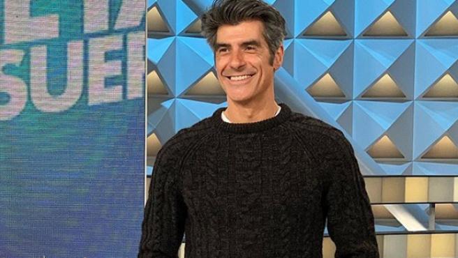 Jorge Fernández, presentador de 'La ruleta de la suerte'.