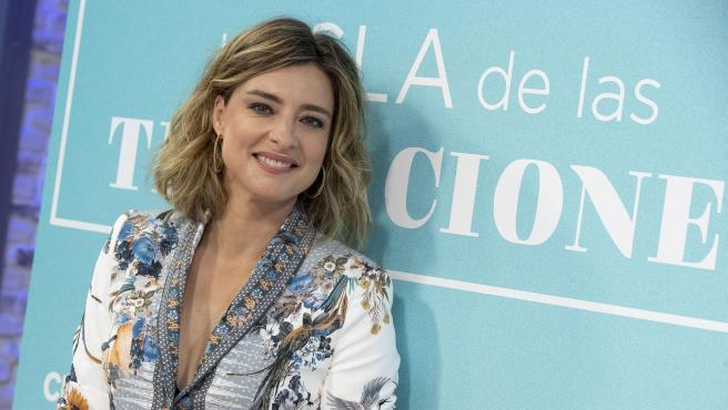 Sandra Barneda, en una imagen promocional de 'La Isla de las Tentaciones'.