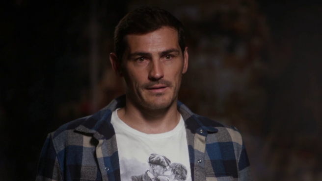 Iker Casillas, en el documental de Movistar+