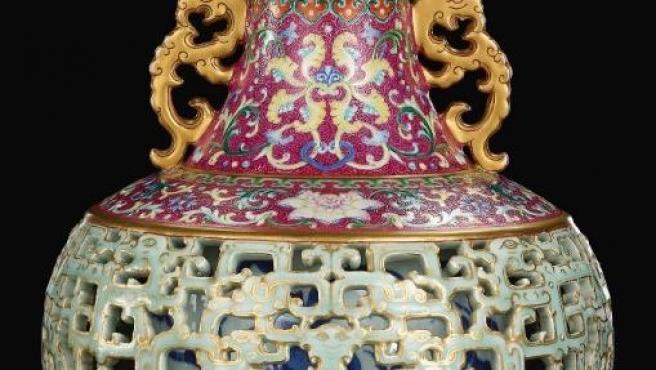 The Harry Garner Reticulated Vase