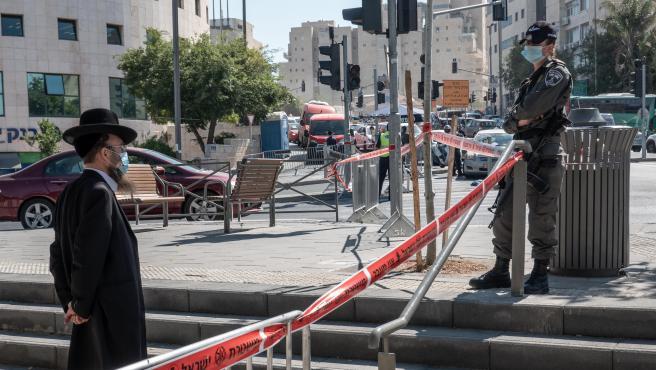 Coronavirus lockdown in Israel