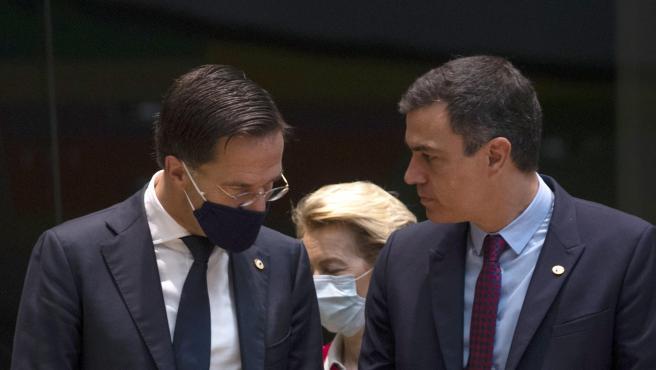 Sánchez y Rutte.