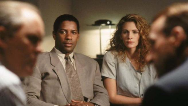 Julia Roberts y Denzel Washington protagonizarán un nuevo thriller para Netflix