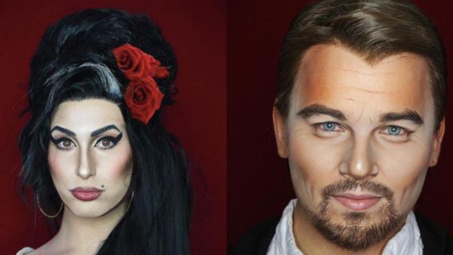 Alexis Stone es una drag queen con un gran talento para cambiar de aspecto.