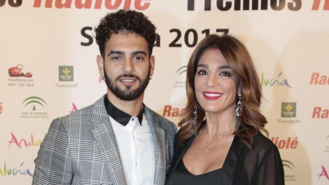 Manuel Cortes y Raquel Bollo