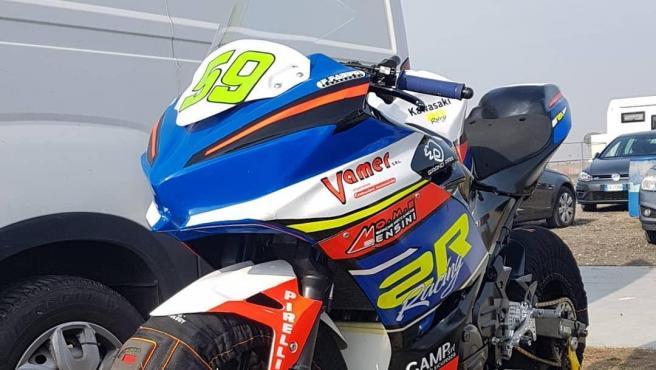 Moto del 2R Racing Team
