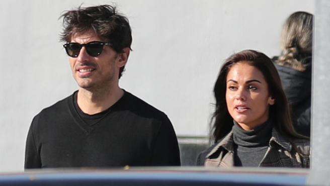 Lara Álvarez y Andrés Velencoso.