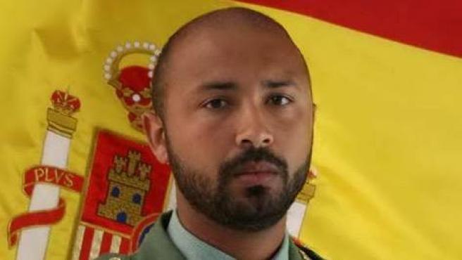 Benaribi Amar, legionario fallecido en unas maniobras