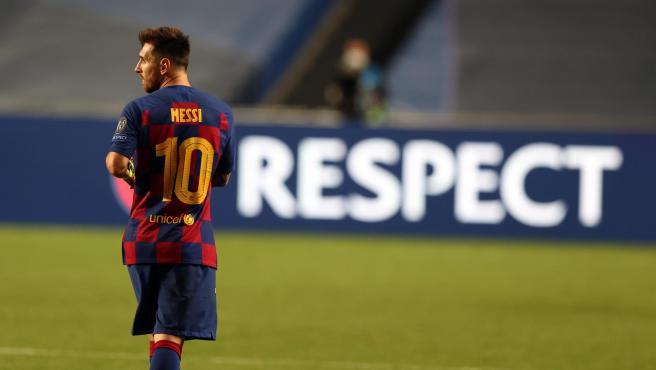 La estrella del FC Barcelona medita dejar el club de su vida.