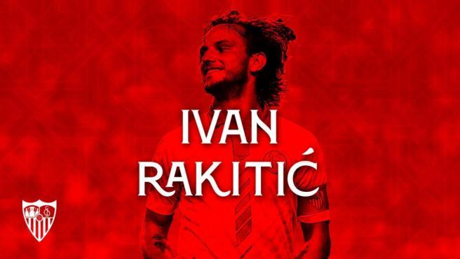Rakitic ficha por el Sevilla