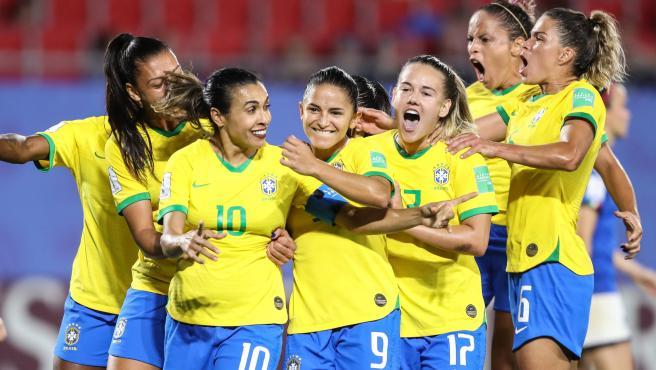 Selección femenina de Brasil