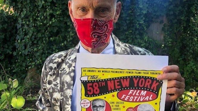 John Waters se ríe de los tópicos festivaleros en su póster para Nueva York 2020