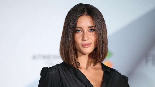 La actriz María Pedraza, en septiembre de 2019.