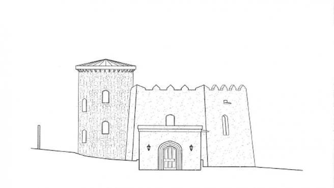 Los planos originales de la mansión y castillo que quiere construirse George R. R. Martin.