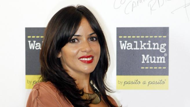 La cantante Raquel del Rosario.