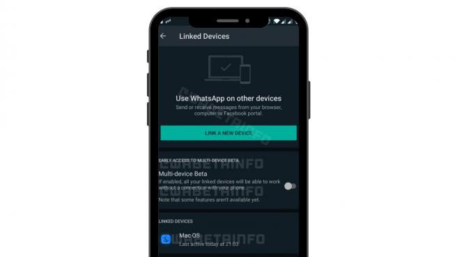 La nueva funcionalidad le dará al usuario la posibilidad de ingresar su número de WhatsApp en cuatro terminales diferentes