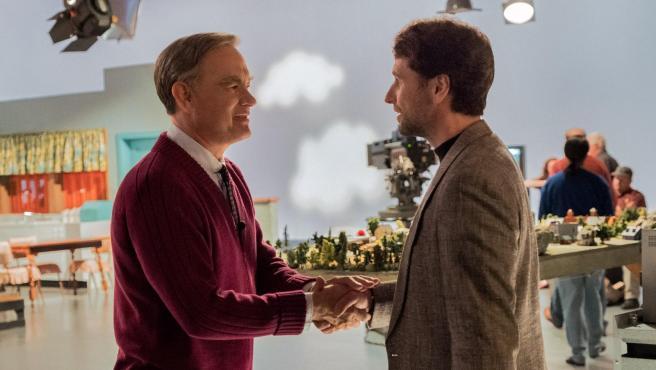Tom Hanks protagoniza la obra 'Un amigo extraordinario'.