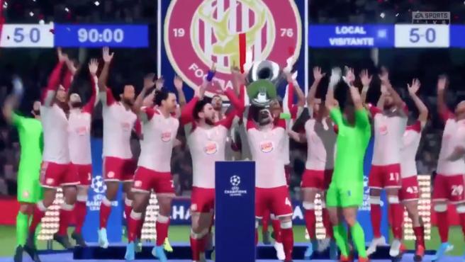 Stevenage en el FIFA 20