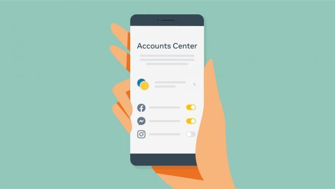 'Accounts Center' será el centro de mandos para gestionar las tres plataformas.