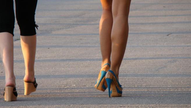 Imagen de archivo de prostitución.