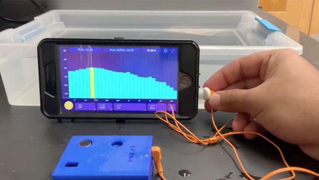 El audífono se ha probado en un oído artificial con resultados muy esperanzadores