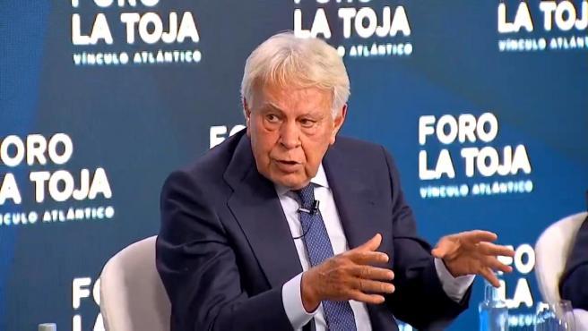 Felipe González cuestiona que la cogobernanza sea la respuesta a la pandemia