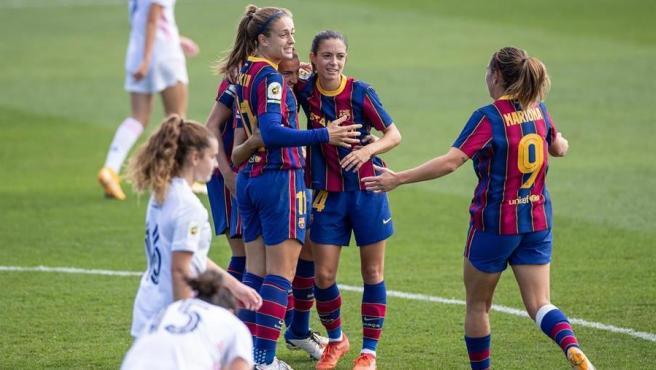 Real Madrid - FC Barcelona femenino