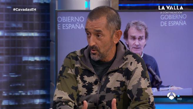 El doctor Cavadas, en 'El hormiguero'.
