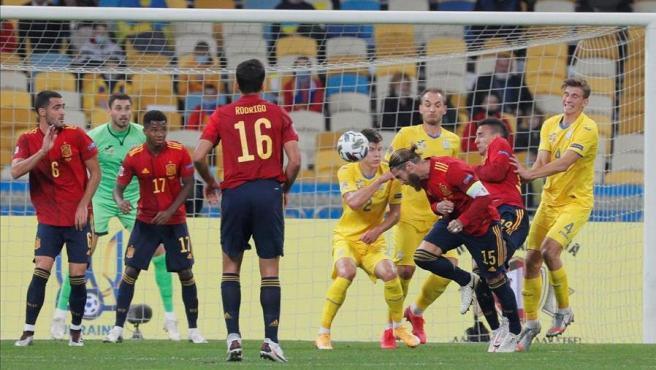 Ucrania - España