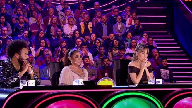 Carlos Jean, Isabel Pantoja y Edurne empiezan los 'rankings' en 'Idol kids'.
