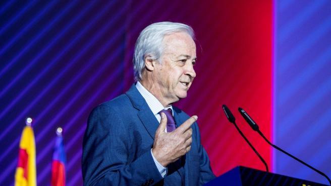 Tusquets, presidente de la Gestora del FC Barcelona.
