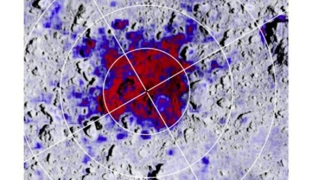 Efectos del impacto artificial en el asteroide Ryugu.