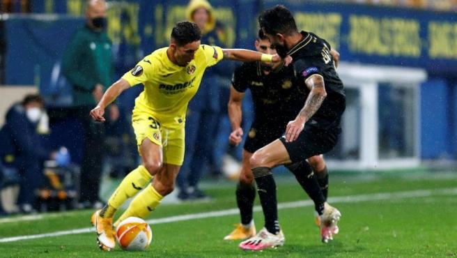 Diluvio de goles en la Cerámica para que el Villarreal se coloque líder en  solitario