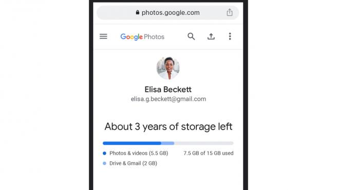 Google Fotos ya no será ilimitado a partir de junio de 2021.