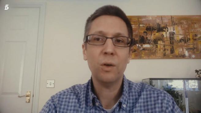 Martin Michaelis interviene en 'Informe Covid'.