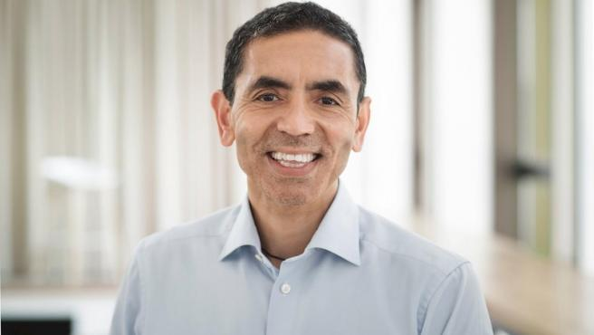 Ugur Sahin, CEO de la empresa alemana BioNTech.