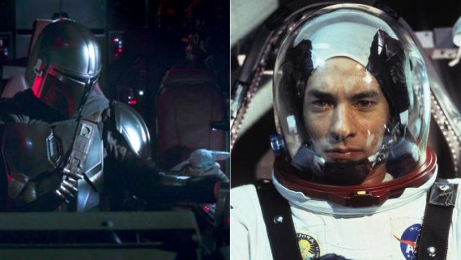 'The Mandalorian' y 'Apolo 13'