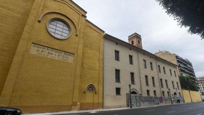 La reurbanización del entorno de Sant Vicent de la Roqueta se ejecutará en 2021.