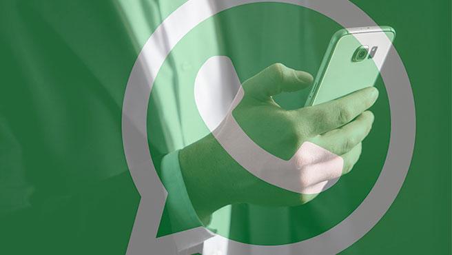 El bloqueo de chats de WhatsApp con huella dactilar no está disponible en todos los teléfonos.