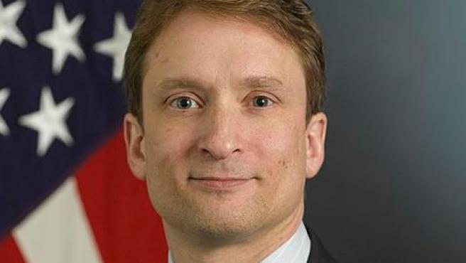 Peiter Zatko, Mudge, en 2011, cuando trabajaba para la Agencia de Proyectos de Investigación Avanzados del Departamento de Defensa de Estados Unidos.