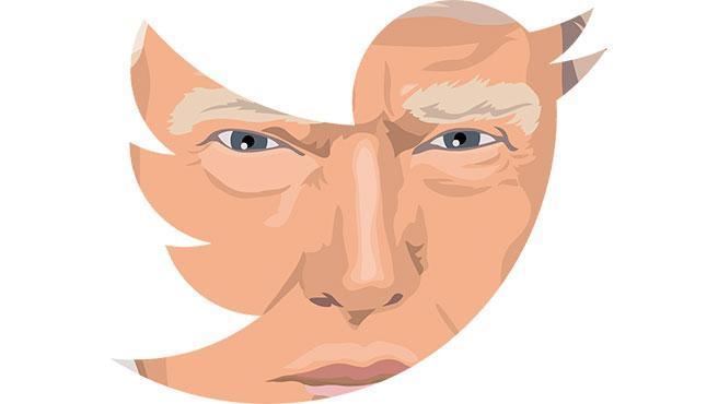 Donald Trump ha sido un usuario de Twitter muy activo durante su mandato.