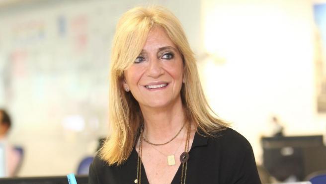 Encarna Samitier, directora de 20minutos