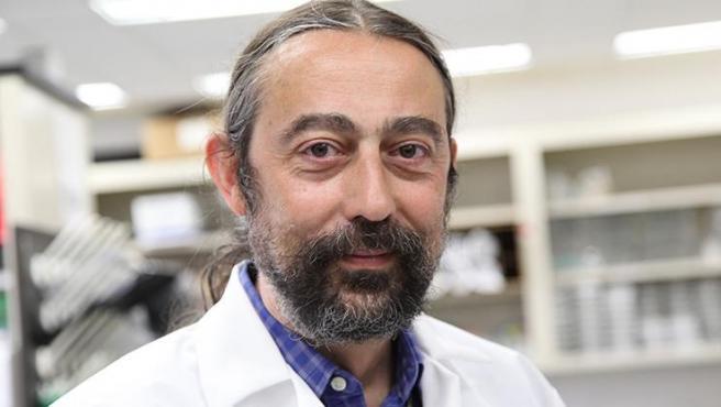 El virólogo español Adolfo García Sastre.